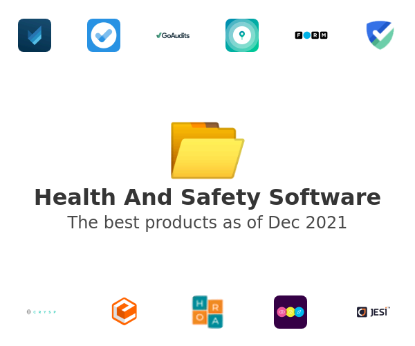 Health And Safety Software