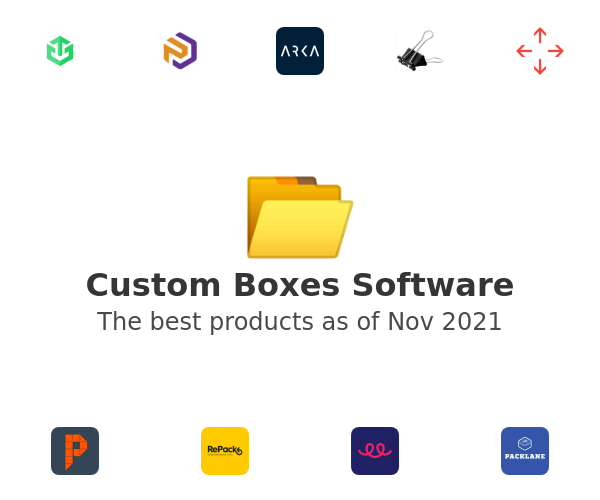 Custom Boxes Software