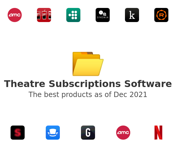 Theatre Subscriptions Software