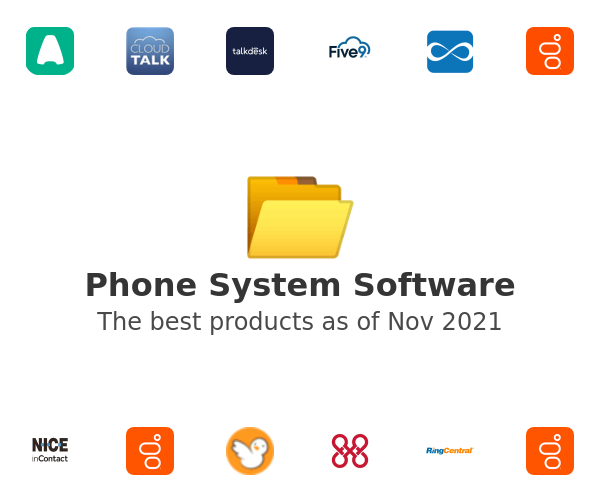 Phone System Software