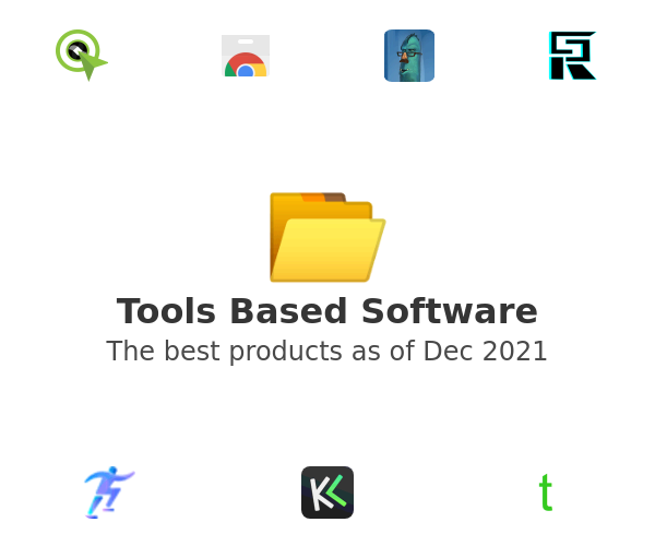 Tools Based Software