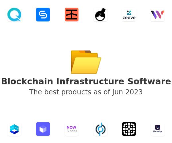 Blockchain Infrastructure Software