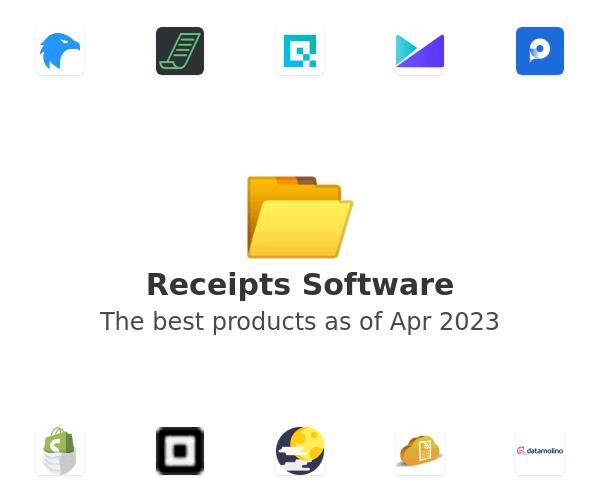 Receipts Software