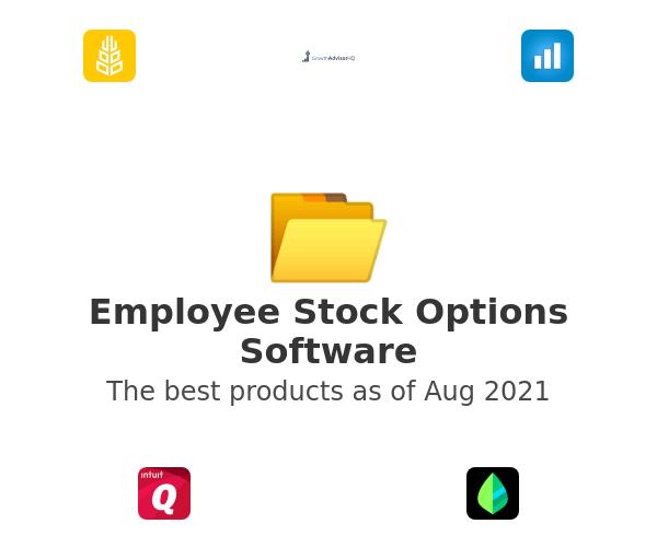 Employee Stock Options Software