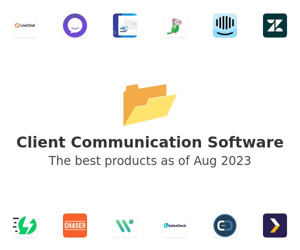 Client Communication Software