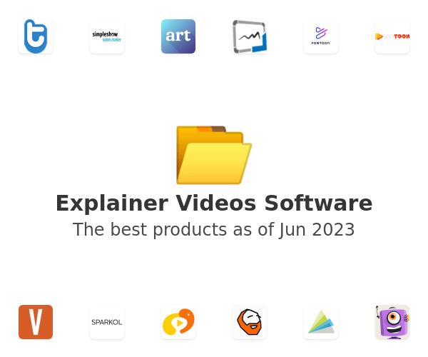 Explainer Videos Software