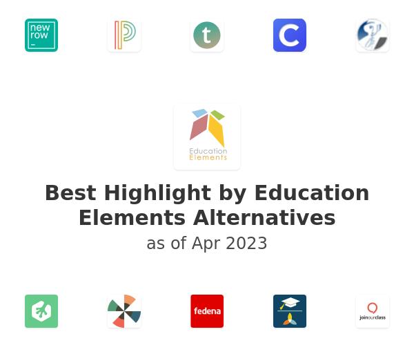 Best Highlight by Education Elements Alternatives