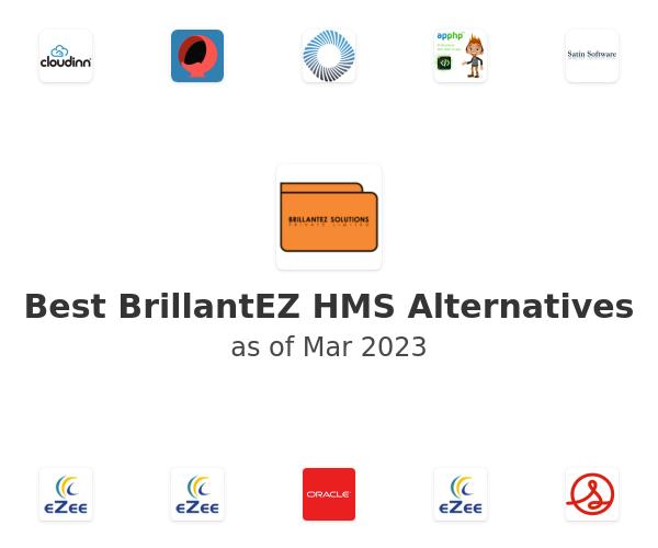Best BrillantEZ HMS Alternatives