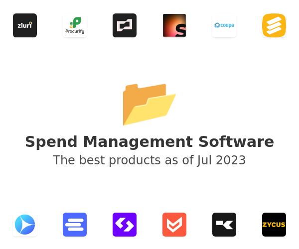 Spend Management Software