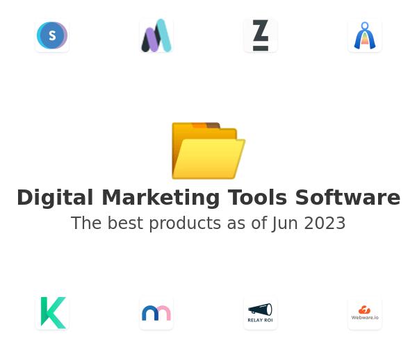 Digital Marketing Tools Software