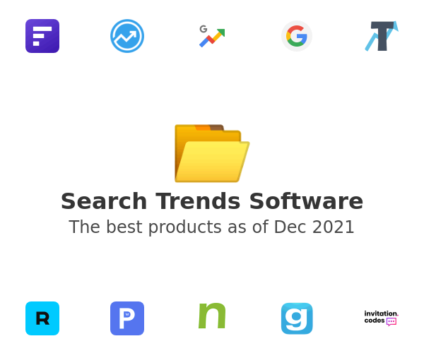 Search Trends Software