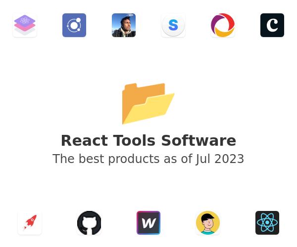 React Tools Software
