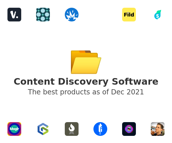 Content Discovery Software
