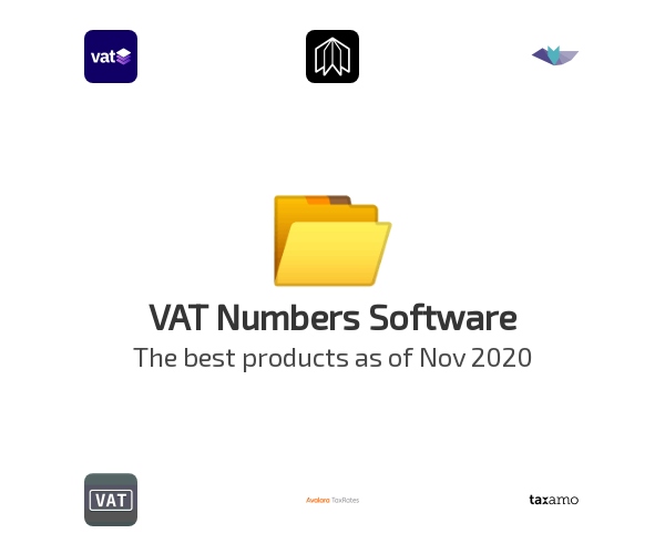 VAT Numbers Software