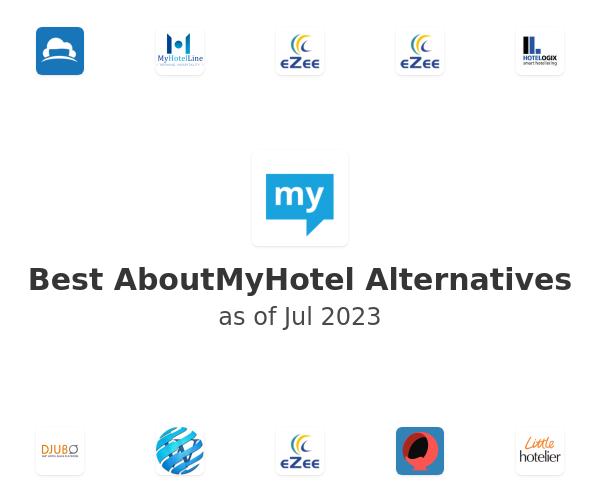 Best AboutMyHotel Alternatives