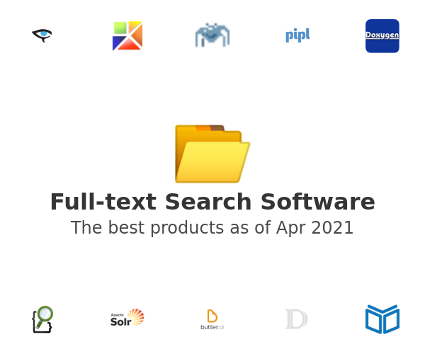 Full-text Search Software