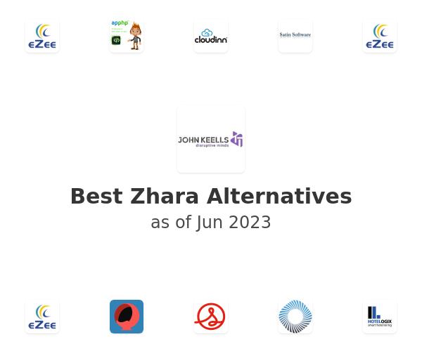 Best Zhara Alternatives
