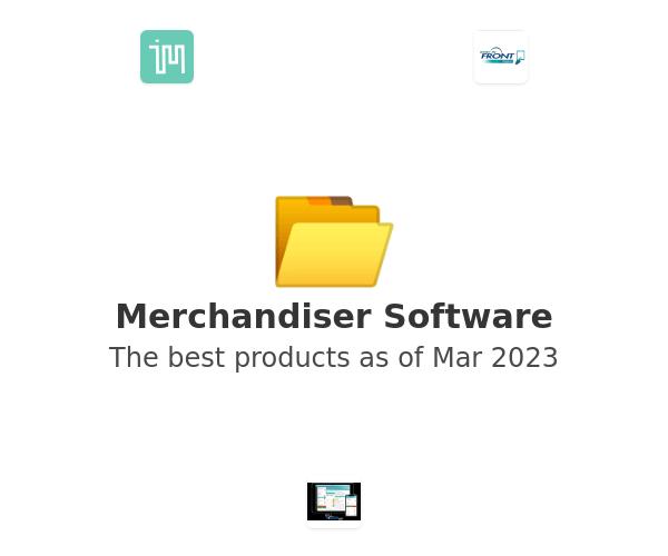 Merchandiser Software