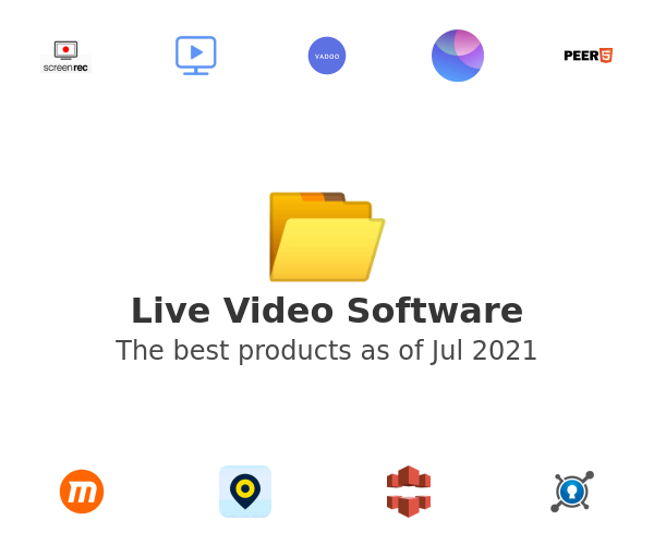 Live Video Software