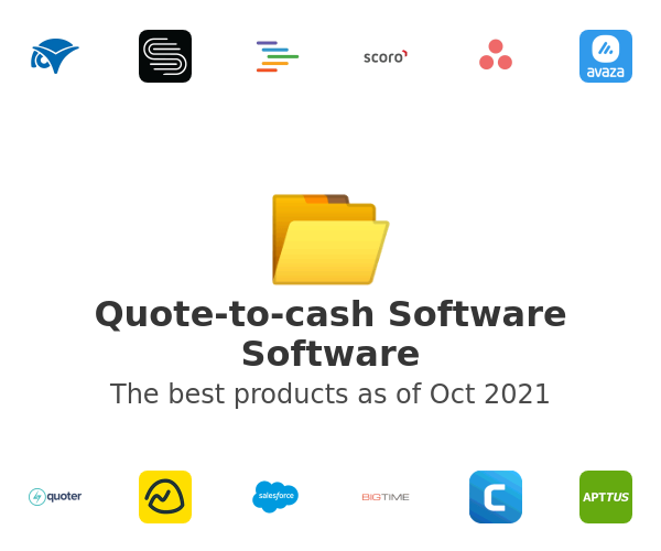Quote-to-cash Software Software