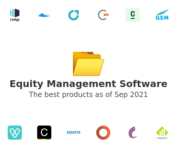 Equity Management Software
