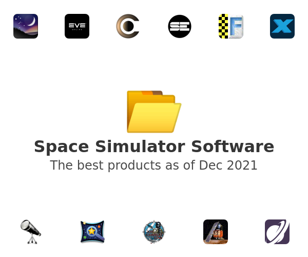 Space Simulator Software