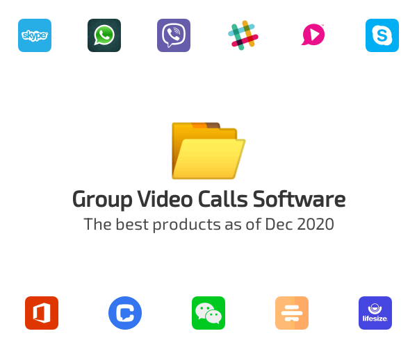 Group Video Calls Software