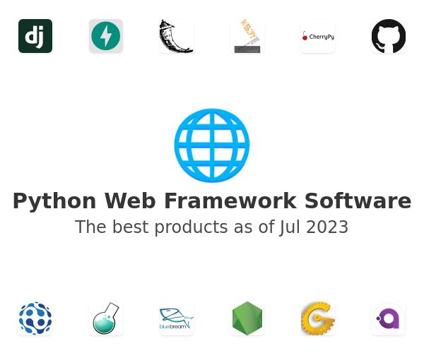 Python Web Framework Software