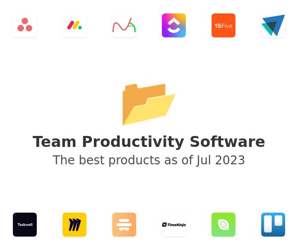 Team Productivity Software