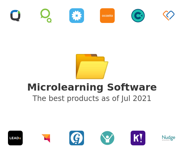 Microlearning Software