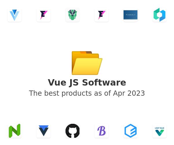 Vue JS Software