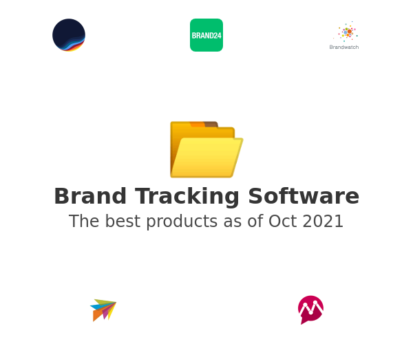 Brand Tracking Software