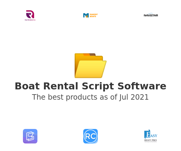 Boat Rental Script Software
