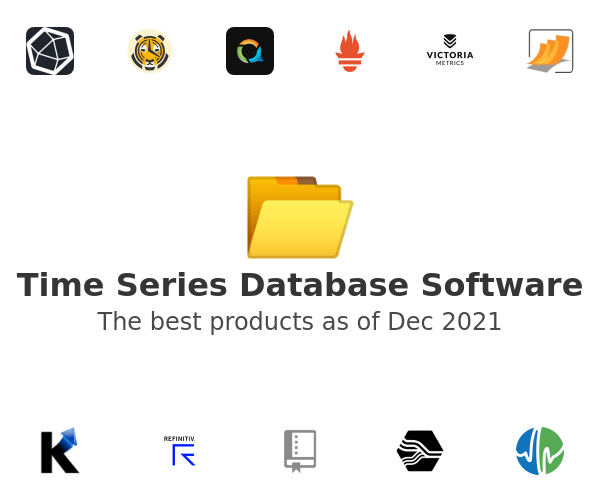 Time Series Database Software