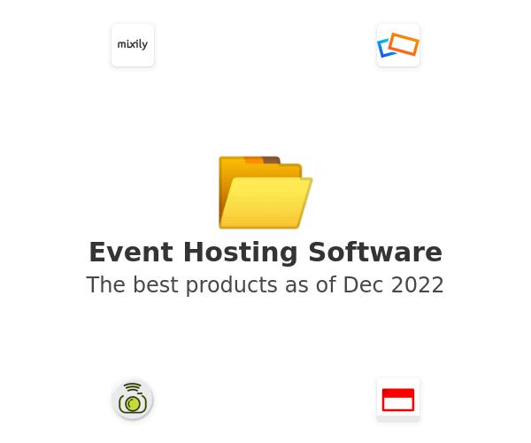 Event Hosting Software