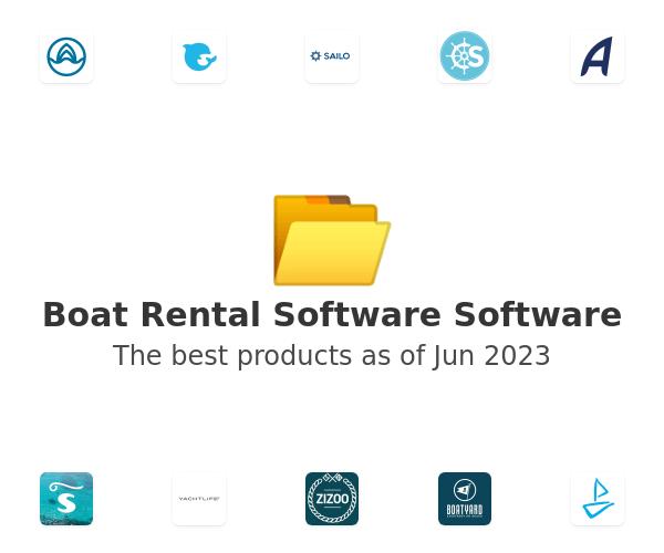 Boat Rental Software Software