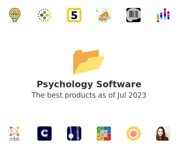 Psychology Software