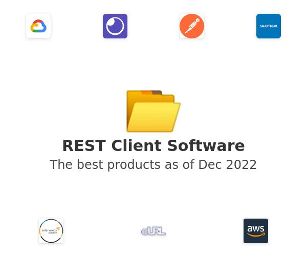 REST Client Software