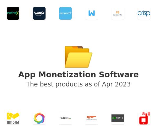 App Monetization Software