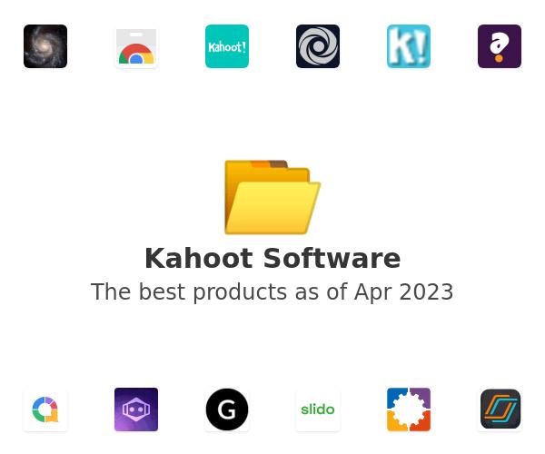 Kahoot Software