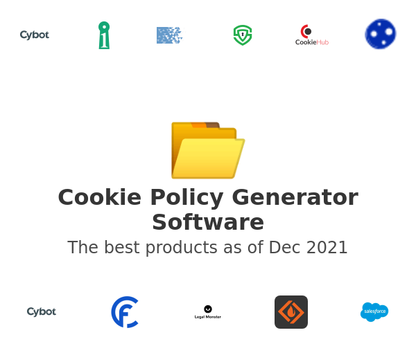 Cookie Policy Generator Software