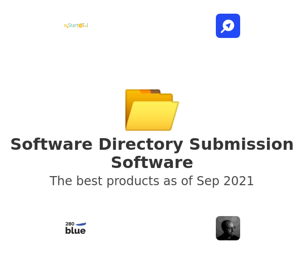 Software Directory Submission Software