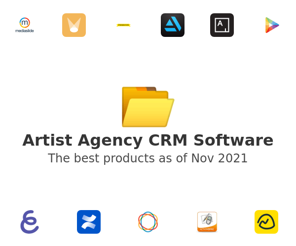 Artist Agency CRM Software