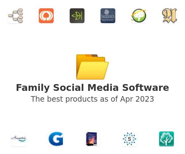 Family Social Media Software