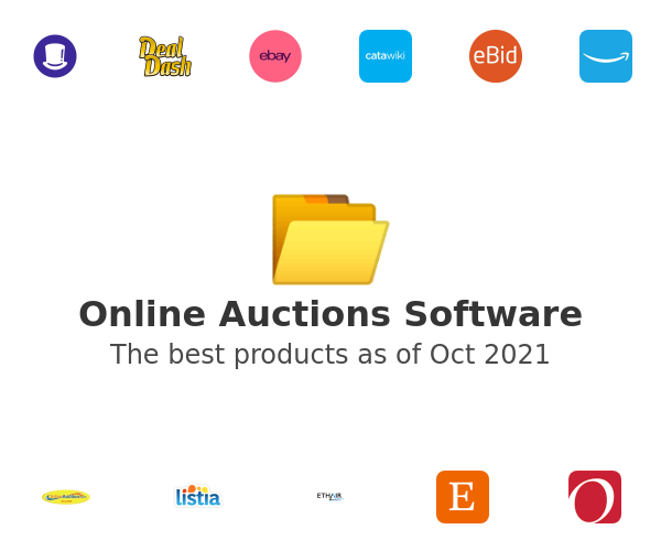 Online Auctions Software