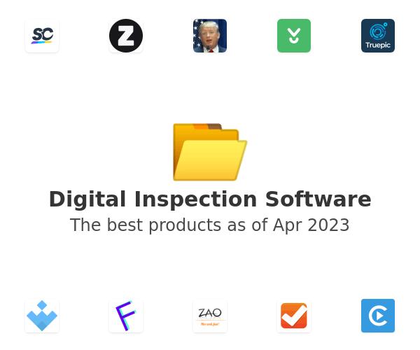Digital Inspection Software