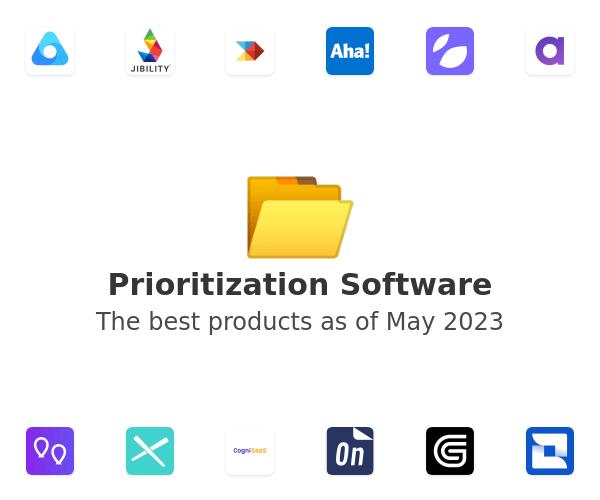 Prioritization Software