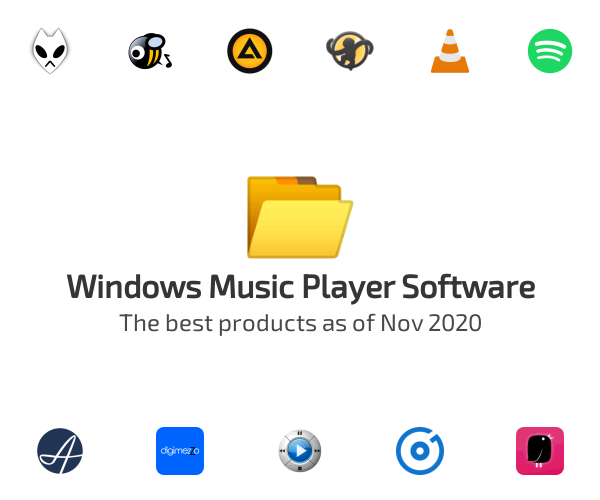 Windows Music Player Software