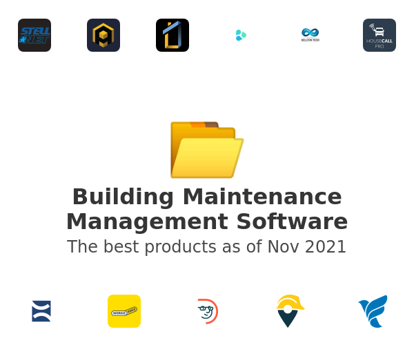Building Maintenance Management Software