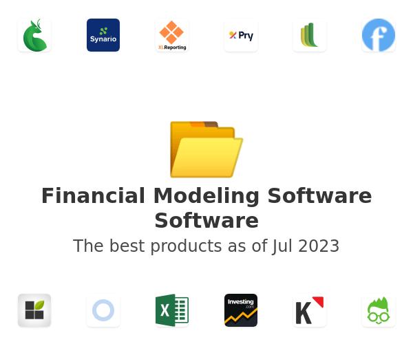 Financial Modeling Software Software